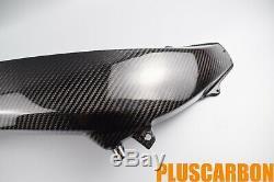 Kawasaki Ninja H2 2015-2018 Airduct Cover Twill Carbon Fiber Airduct Cover