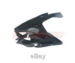 Kawasaki Ninja H2 2015+ Twill Carbon Fiber Nose Fairing/Front Fairing