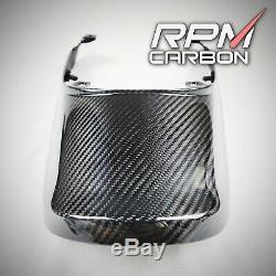Kawasaki Z900RS Rear Seat Side Fairings Carbon Fiber Twill Glossy
