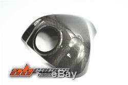 Kawasaki ZX10R 2011-2015 2016 2017 2018 Rear Tank Cover 100% Carbon Fiber Twill