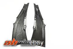 Kawasaki ZX10R 2011-2019 Seat Side Panel Full Carbon Fiber 100%Twill