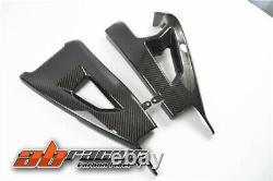 Kawasaki ZX10R 2016 2017 2018 2019 Swingarm Racing Cover Carbon Fiber 100%Twill