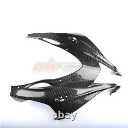 Kawasaki ZX10R 2016 2019 Front Headlight Fairing Cover Carbon Fiber 100%Twill