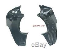 Kawasaki ZX14 2012+ TWILL Carbon Fiber Ram Air Tube Duct
