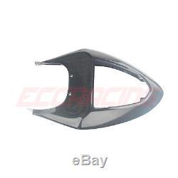 Kawasaki ZX6R 636 2005 2006 CARBON FIBER Seat Fairing TWILL