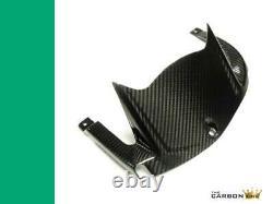 Kawasaki Zx10r 2011- 18 Carbon Fibre Rear Hugger In Twill Gloss Weave Mudguard