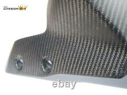 Ktm Rc8r 2012 Onwards Carbon Front Mudguard In Matt Twill Weave Fender Fibre