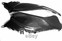 MDI Carbon Fiber SUZUKI Hayabusa GSX 1300R Dash Panels 2008 2017 TWILL Gloss