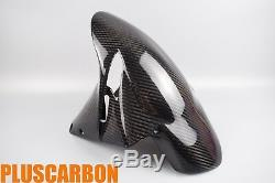 MV Agusta F4 2010+ Front Fender/ Front Mudguard Twill Carbon Fiber GLOSSY
