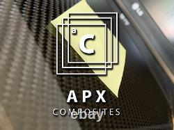 Made in USA Top Quality Carbon Fiber Fabric 10 YARD 2x2 Twill 18x50