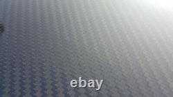 Mirror Finish Genuine Carbon Fibre Fiber Board Sheet 1200mm x 900mm Twill Weave