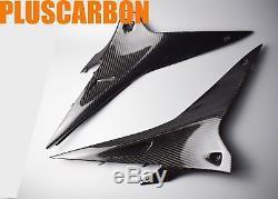 Side Panels 2009-2018 Aprilia RSV4 APRILIA Tuono V4 2011-2018 TWILL Carbon Fiber