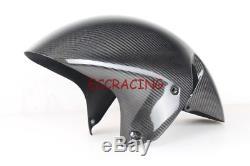 Suzuki Hayabusa 1999-2007 TWILL Carbon fiber front fender