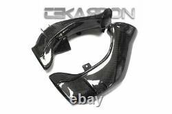 Tekarbon, Carbon Fiber Air Intake Tubes, for Yamaha YZF R1 (2004-2006), Twill