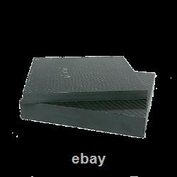 Thick Carbon Fiber Plate 100% Space Grade Sheet 6x6 Panel Made in USA