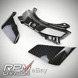 Yamaha FZ-10/MT-10 Tail Fairing Wing Carbon Fiber Glossy Twill