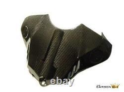 Yamaha R1 2015 On Carbon Tank Air Box Cover R1m In Twill Weave Fibre Fiber Gas