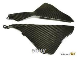 Yamaha R1/r1m 2015 To 2019 Carbon Middle Upper Side Fairing In Twill Weave Fibre