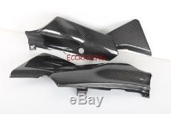 Yamaha TDR 240 250 twill CARBON FIBER Side PANELS