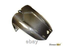 Yamaha Yzf R6 Carbon Fibre Rear Hugger 2003-2005 Mudguard Gloss Twill Weave