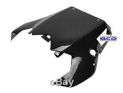 (08-15) Yamaha Yzf R6 Queue Inférieure Arrière Carénage Carénage 100% Fibre De Carbone Sergé