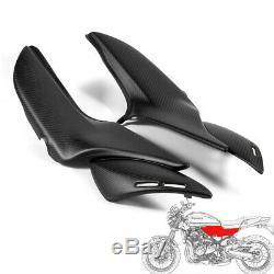 100% Fibre De Carbone Pleine Panneaux Latéraux Mat Twill Pour Kawasaki Z900rs