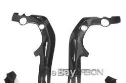 2004 2007 Honda Cbr1000rr Carbon Fiber Frame Hovers 2x2 Armures Sergé