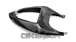 2005 2006 Kawasaki Zx6r Zx 6r Carbon Fiber Tail Carénage 2x2 Armure Sergé