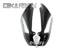 2005 2010 Ktm Super Duke 990 Pare-chaleur D'échappement En Fibre De Carbone 2x2 Sergé