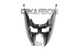 2005 2012 Bmw K1200r / K1300r Carbon Fiber Tail Carénage Ventilé 2x2 Sergé