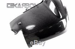 2005 2012 Bmw K1200r / K1300r En Fibre De Carbone Réservoir Couverture Tissages Sergé 2x2