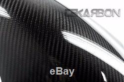 2006 2014 Triumph Daytona 675 Carbon Fiber Front Fender 2x2 Sergé Tisse
