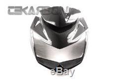 2007 2011 Kawasaki Z750 Carénage En Fibre De Carbone V39 2x2 Sergé