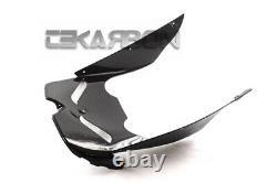 2008 2010 Kawasaki Zx10r Carbon Fiber Front Under Panel 2x2 Twill Weave