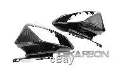 2008 2016 Yamaha Yzf R6 En Fibre De Carbone Phares Avant Carénage Twill 2x2