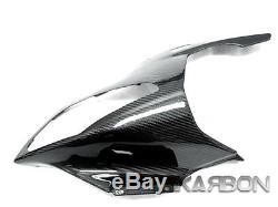 2009 2014 Bmw S1000rr / Hp4 Carénage Avant En Fibre De Carbone 2x2 Sergé