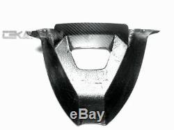 2009 2017 Bmw S1000rr / Hp4 Arrière En Fibre De Carbone Hugger 2x2 Weave Sergé