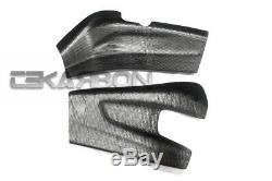 2009 2019 Bmw S1000rr / Hp4 En Fibre De Carbone Couvertures Swingarm 2x2 Sergé Tissages