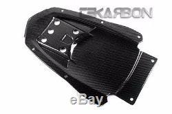 2011 2012 2013 Yamaha Fz8 Carbon Fiber Sous La Queue Carénage 2x2 Twill Weaves
