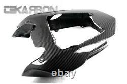 2011 2012 2013 Yamaha Fz8 Carbon Fiber Tail Carénage 2x2 Sergé