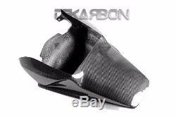 2011 2015 Kawasaki Zx10r Carbon Fiber Racing Queue Carénage 2x2 Sergé Tisse