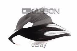 2012 2013 Yamaha Tmax 530 Carbon Fiber Carénage Avant 2x2 Twill Weaves