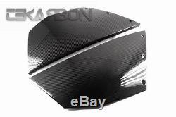 2012 2015 Ktm Rc8 Carbon Fiber Large Carénages Latéraux 2x2 Twill Weaves