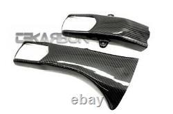 2012 2015 Yamaha Tmax 530 Carbon Fiber Swingarm Covers 2x2 Twill Twill Twill Tave