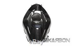 2013 2016 Honda Cbr600rr Carbon Fiber Réservoir 2x2 Twill Weave