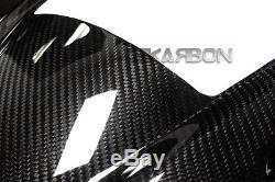 2013 2016 Honda Cbr600rr Carbone Avant Carénage 2x2 Twill Weave