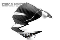 2014 2014 Suzuki Gsr 750 Carbon Fiber Avant Carénage 2x2 Twill Tisse