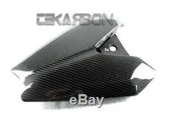 2014 2016 Kawasaki Z1000 Carbon Fiber Cowl Seat 2x2 Twill Tisse