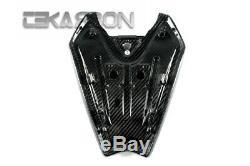 2014 2016 Kawasaki Z1000 En Fibre De Carbone Cowl Seat Tissages Sergé 2x2