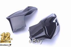 2015 2016 Bmw S1000xr 100% Carbon Fiber Belly Carénages Inférieurs, Twill